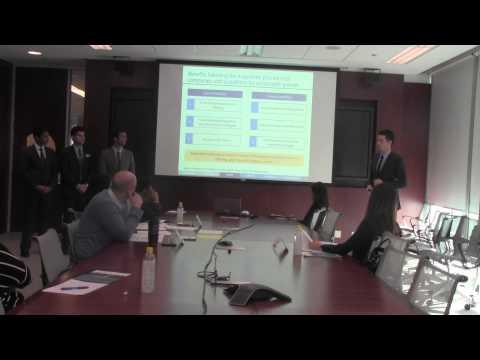 Sauder Summit 2015: University of Melbourne