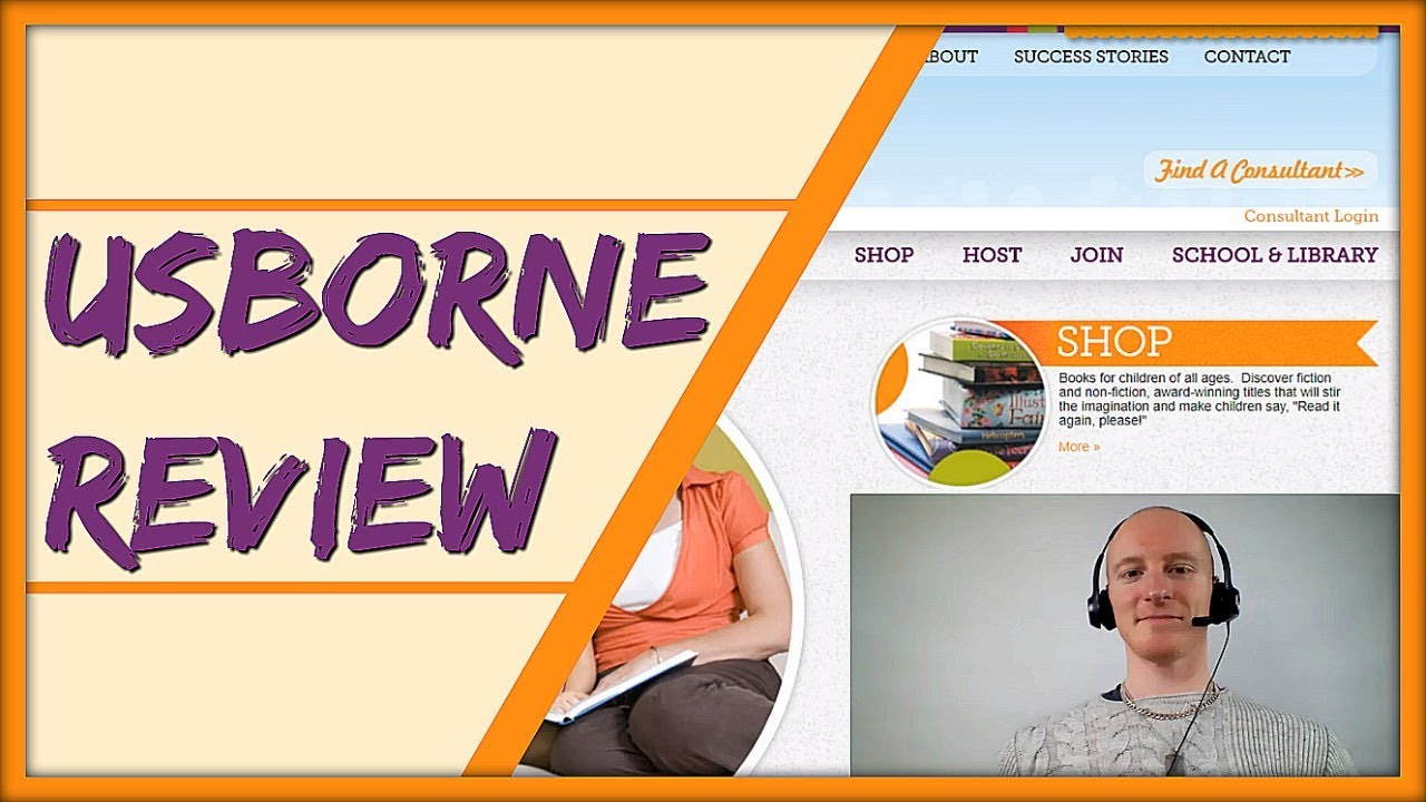 Usborne Books Review Is The Usborne Books Opportunity Worth Joining Youtube