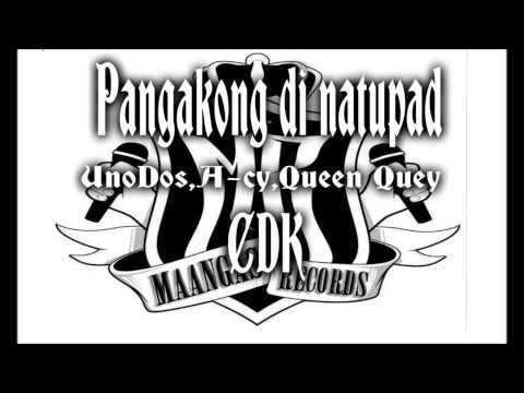 Pangakong Di Natupad by UnoDos,Acy and Queen Quey Maangas Records