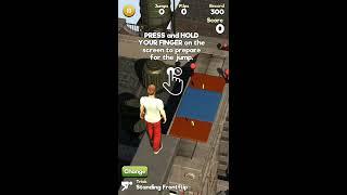 Flip Runner IOS Gameplay
