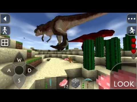 Survival Craft | How to Spawn Dinosaurs