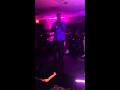 Timmy, CV BOYS band, Calu Di Brava Live in Toronto at Luanda House. New Years concert Bash 2015-2016