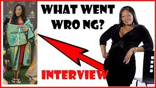 Sophie Ndaba (LIchaba) weight loss story  || interview footage