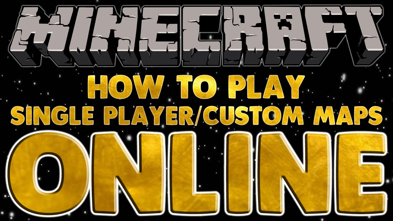 3 Ways to Play a Custom Minecraft Map - wikiHow