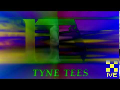 ITV Generic Tyne Tees 1989 Enhanced with Diamond Standard