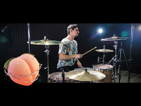 """From First To Last  - """"Make War"""" - Drum Cover"""