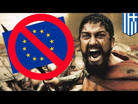 Greece votes NO to European bailout proposal,