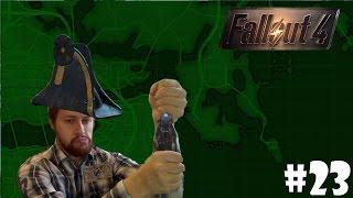 Fallout 4 23 Дожимаем остатки Подводное путешествие стримчик