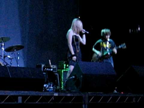 Elle Ziemer and band  - Blink 182