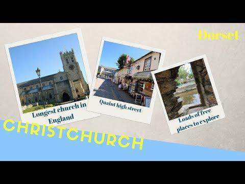 Christchurch - The Practical Traveller's Guide To Christchurch Dorset UK