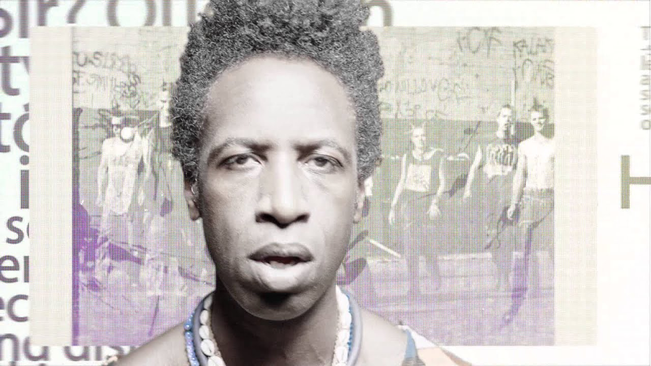Saul Williams | Burundi feat. Emily Kokal of Warpaint (OFFICIAL VIDEO)