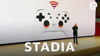 Google\'s Stadia Announcement at GDC 2019 in Under 14 Minutes