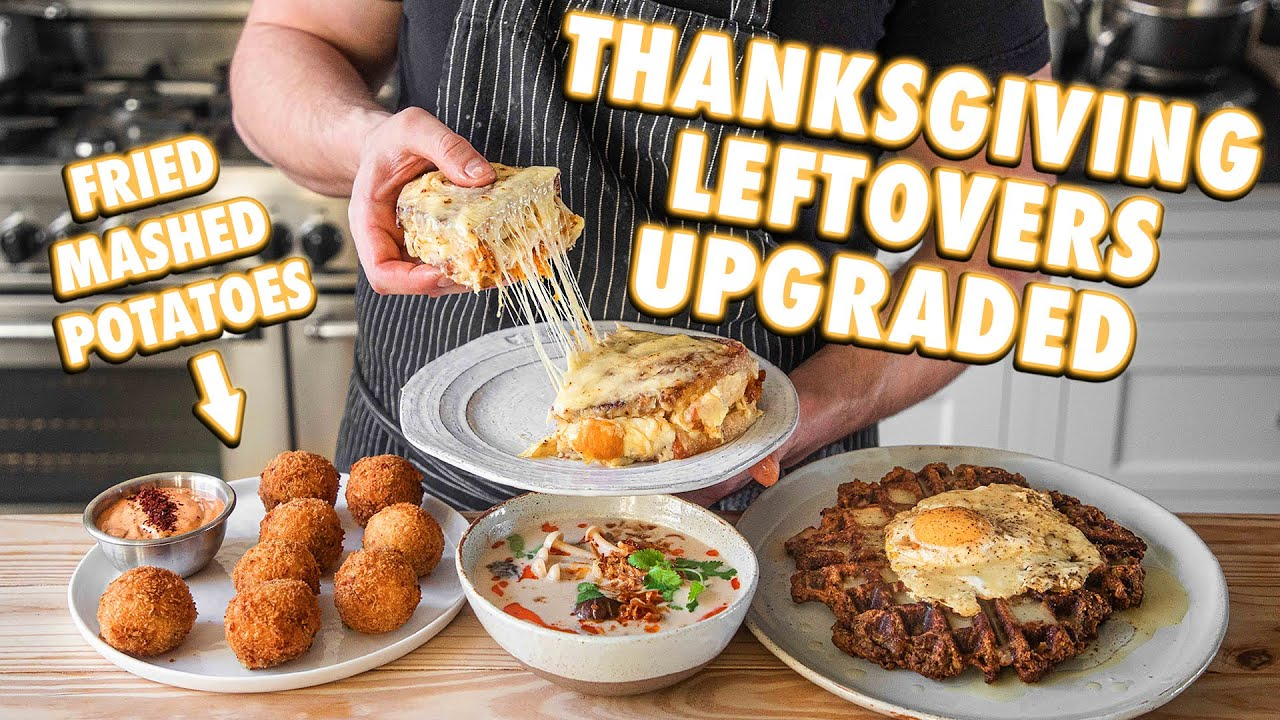 Thanksgiving Leftovers Upgraded