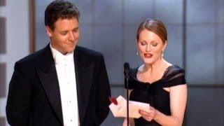 """Sleepy Hollow"" winning the Oscar® for Art Direction"