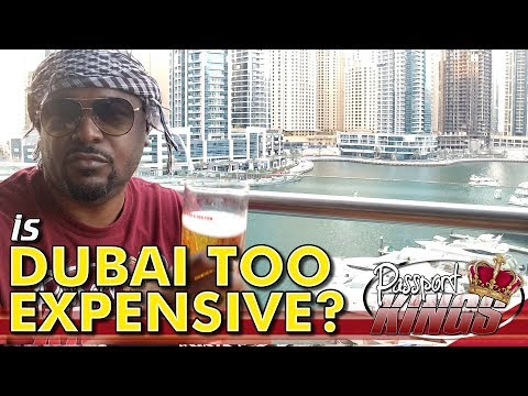 is Dubai expensive? | My review of this overwhelming UAE city.