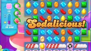Candy Crush Saga SODA Level 1248 CE