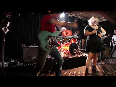 Sheer Mag live @ Bald Faced Stag