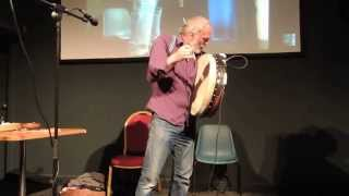 Rónán Ó Snodaigh on Bodhrán (2) - Craiceann 2015 video notes