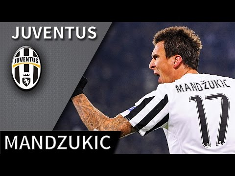 Mario Mandzukic • Juventus • Magic Skills, Passes & Goals • HD 720p