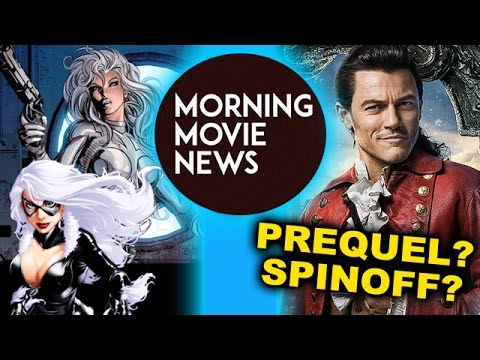 Silver Sable Black Cat Movie! Beauty and the Beast 2017 Spin-Offs and Prequels?!