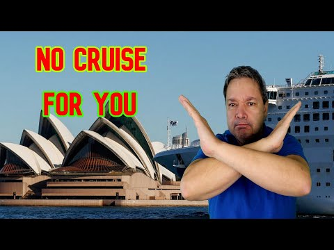 Another 90 Day No Sail Order - Cruise Ship News