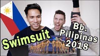 Binibining Pilipinas 2018 - Swimsuit Category | REACTION