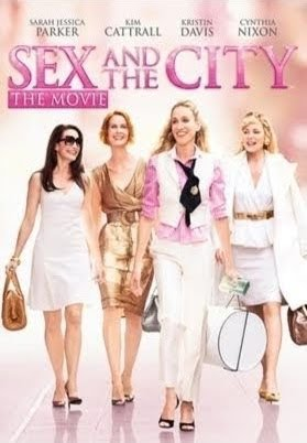 Sex and the city movie labels