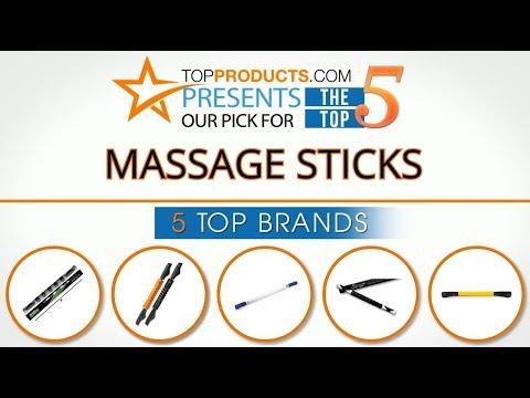 Best Massage Stick Reviews  – How To Choose The Best Massage Stick