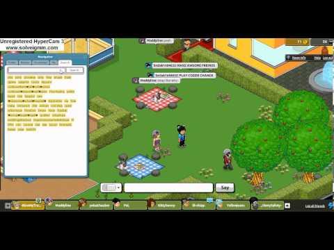 Habbo Hotel Virtual World 2012