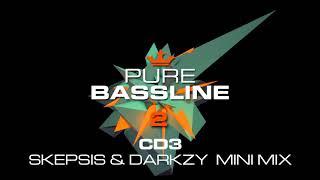 Pure Bassline 2   Cd3 (skepsis & Darkzy Mini Mix) [out Now]