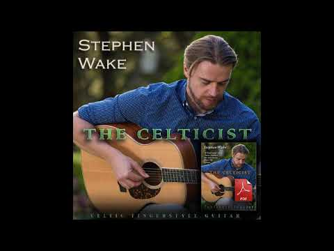 The Celticist + TAB Booklet - Album Sampler - Celtic Guitar