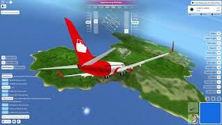Roblox   Acceleration Flight Simulator , San Diego - LGW