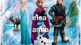 new frozen elsa and anna photo