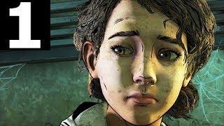 Do Nothing In The Walking Dead: The Final Season Episode 2 Walkthrough Gameplay Part 1