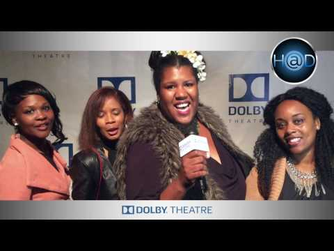Love Jones The Musical at Dolby Theatre