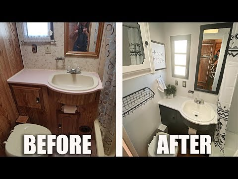 old-trailer-fixer-upper:-bathroom-renovation:-before-and-after