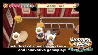 Harvest Moon: The Lost Valley (Trailer)