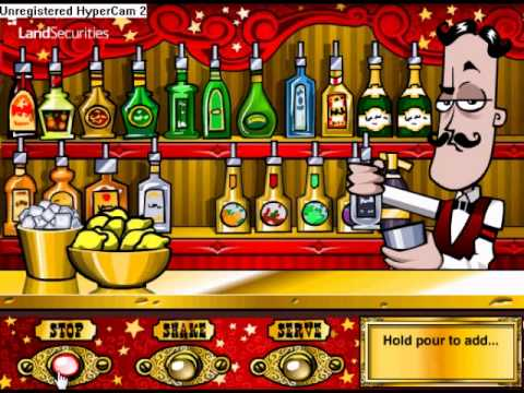 Y8 Com Games Bartender The Right Mix Youtube