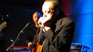 Jerry Portnoy - Blues In A Dream  @ Tupelo Music Hall 11-24-12  Cliffyuno