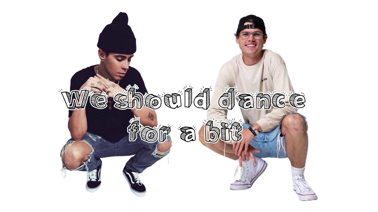 OG JonnyD (feat. Sammy Adams) - We Should Dance For a Bit (Lyric Video)