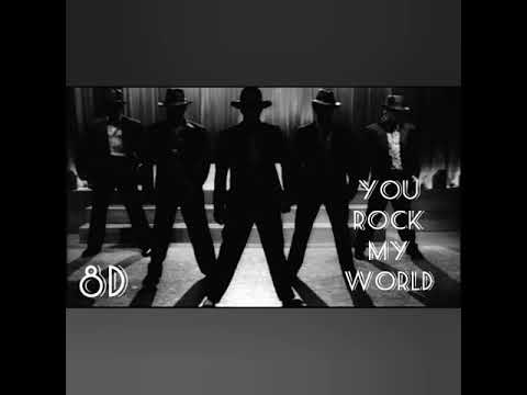 You Rock My World~8D Audio~Michael Jackson~Use Headphones
