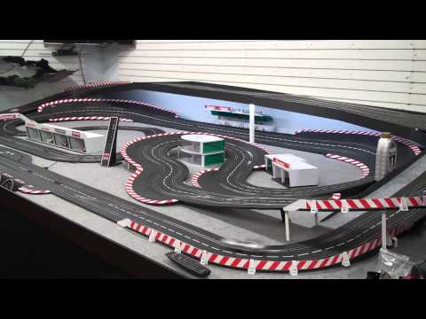 Carrera Slot Car Race at GORACING Circuit