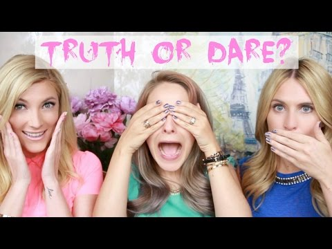 Truth or Dare?!? ♥ with FleurdeForce and TalkBeckyTalk