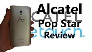 Alcatel Pop Star Review