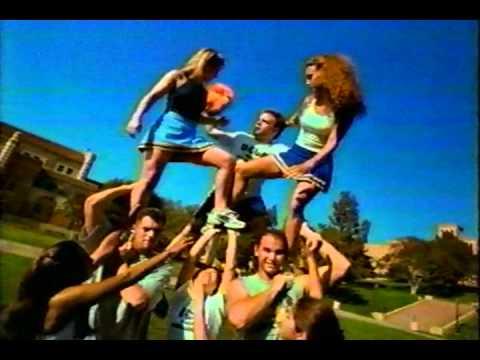 Adidas UCLA Cheerleading - John Wooden Commercial