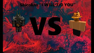 Roblox - Shironks CANT SF (OFFICIAL)