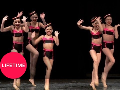 7861adc45 Dance Moms: Group Dance: Yum Yum (S4, E8) | Lifetime - YouTube