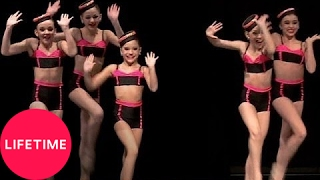 Dance Moms: Group Dance - Yum Yum (S4, E8) | Lifetime