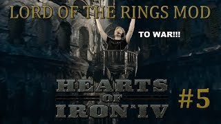 HoI4 - Waking the Tiger - Lord of the Rings mod - Saruman - Part 5