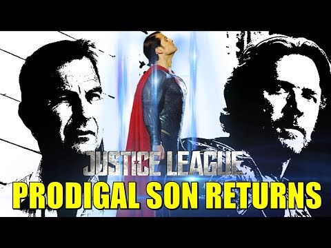 PRODIGAL SON RETURNS - Justice League Movie Wish!